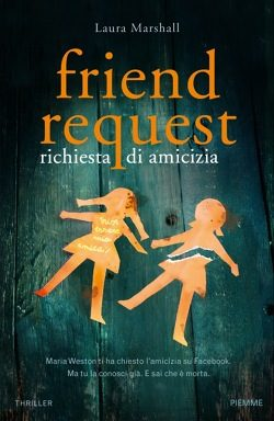 "Segnalazione ""FRIEND REQUEST"" di Laura Marshall"