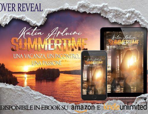 "COVER REVEAL ""SUMMERTIME"" DI KATIA ARDUINI"