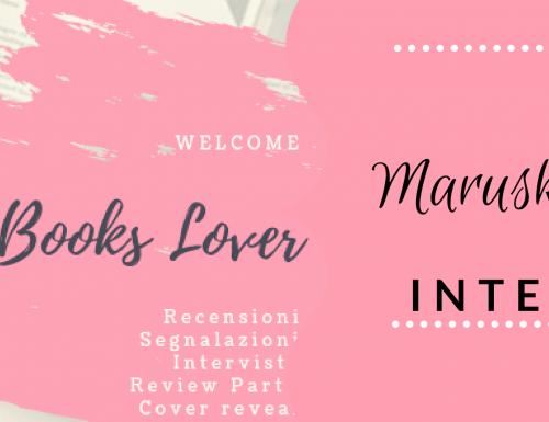 Intervista a Maruska Creanza