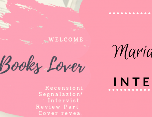 Intervista a Maria Marano