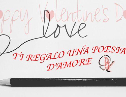 Ti regalo una poesia d'amore: Elisabetta Somaglia
