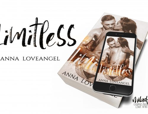 Cover reveal: Limitless- Anna Loveangel