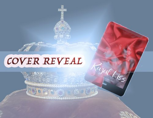 Cover reveal: Lucia Cantoni – Royal Kiss