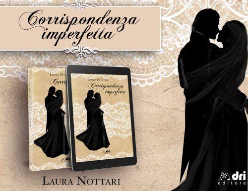 Cover Reveal: Corrispondenza Imperfetta – Laura Nottari