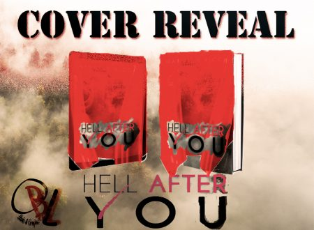 """Cover Reveal: """"Hell after you"""" di Manuela Ricci"""