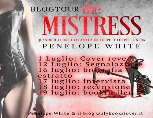 the MISTRESS: Penelope White|Recensione