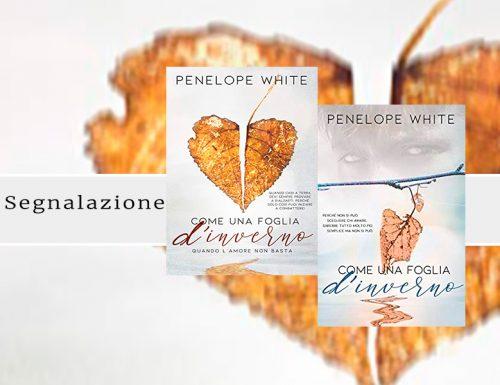 La dilogia erotica di Penelope White|Segnalazione