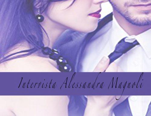 Un caffè con Alessandra Magnoli  Intervista