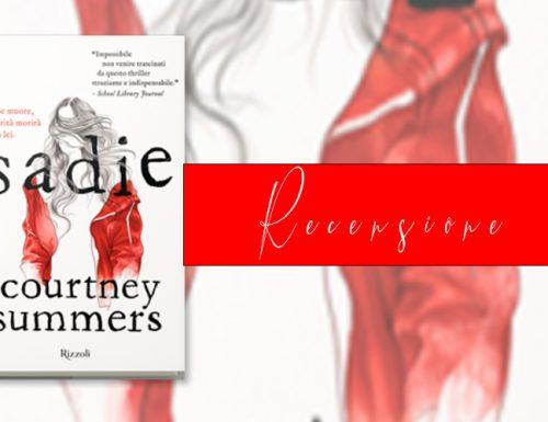 """Sadie"" di Courtney Summers| Recensione"