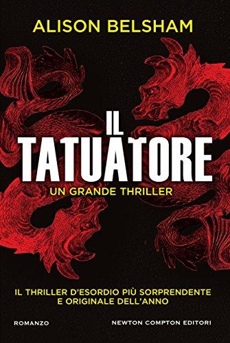 """""""Il tatuatore"""" un thriller eccezionale"""
