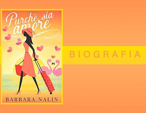 Barbara Nalin: Biografia autrice