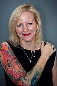 Ho intervistato Alison Belsham