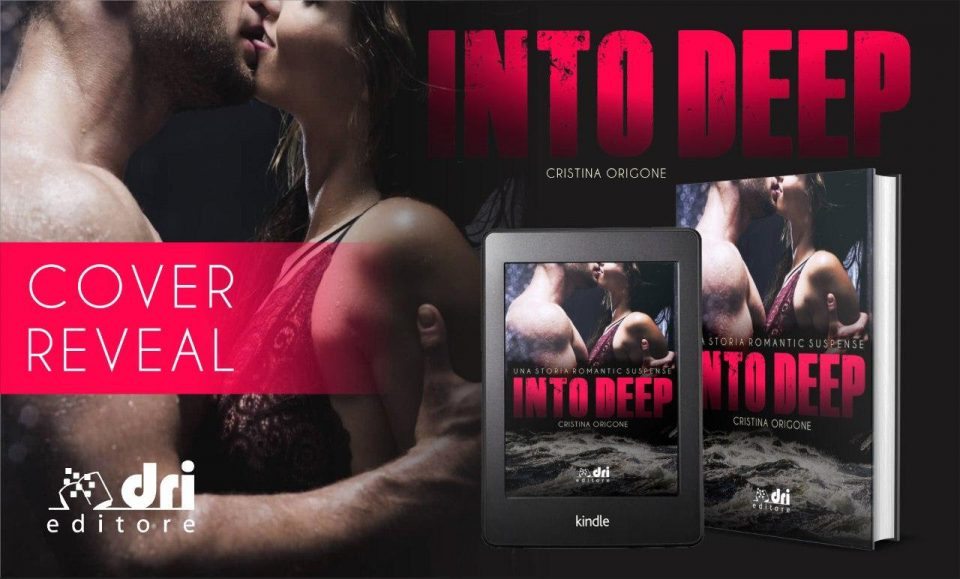 Cover reveal Into Deep