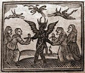 Streghe: quel patto infame col Diavolo