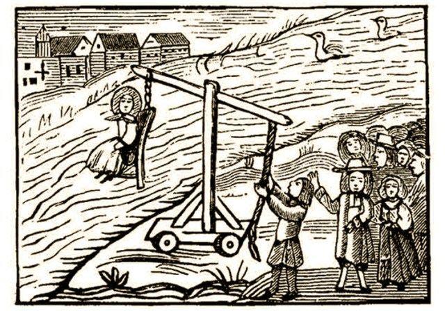 5 strumenti di tortura per le streghe