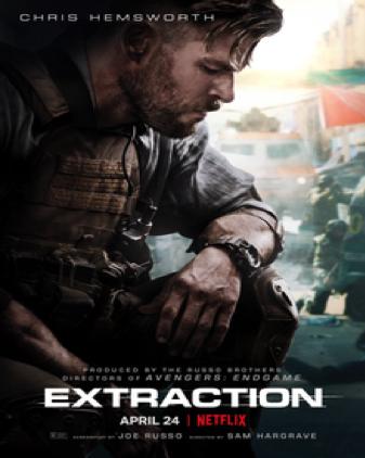EXTRACTION -  Tyler Rake la recensione del film