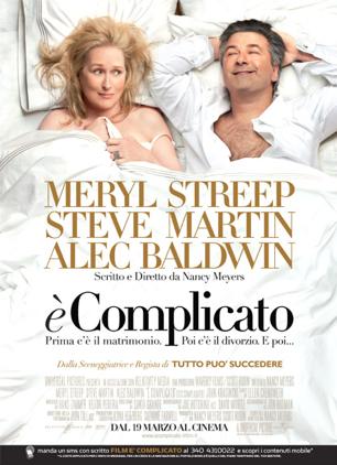 """""""E' COMPLICATO"""" la recensione del film"""