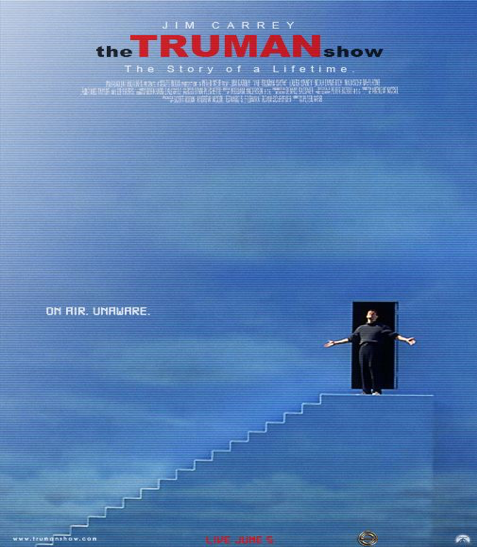 THE TRUMAN SHOW la recensione del film