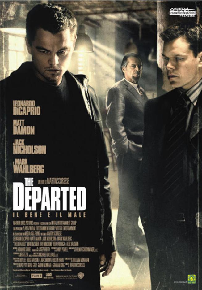 THE DEPARTED – IL BENE E IL MALE