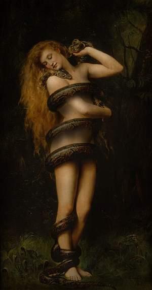 Lilith il demone vampiro