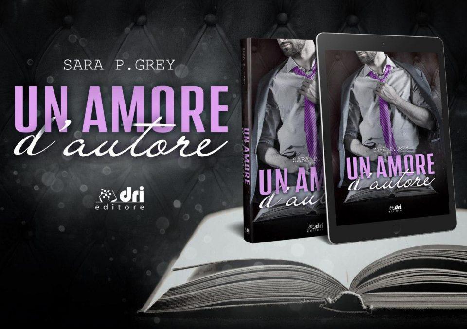 Cover reveal: Un amore d'autore