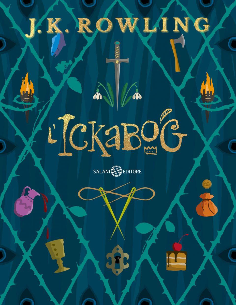 L'Ickabog di J.K. Rowling dal 10 novembre