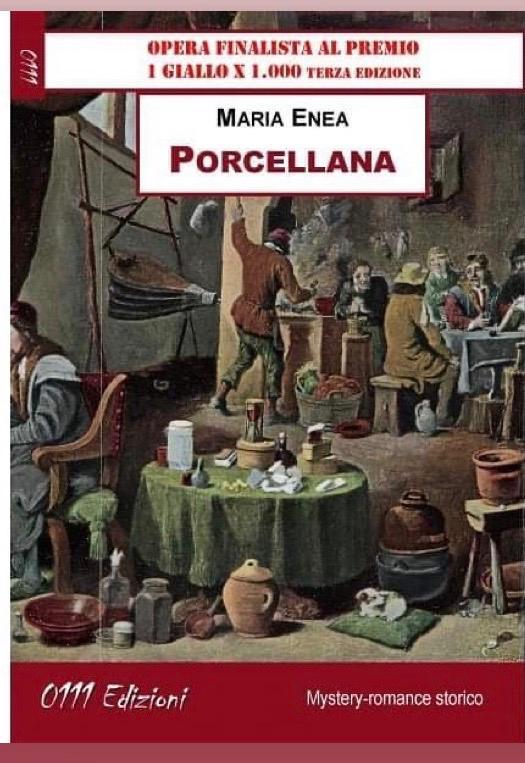 """""""Porcellana"""" di Maria Enea"""