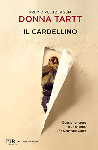 """""""Il Cardellino"""" di Donna Tartt"""