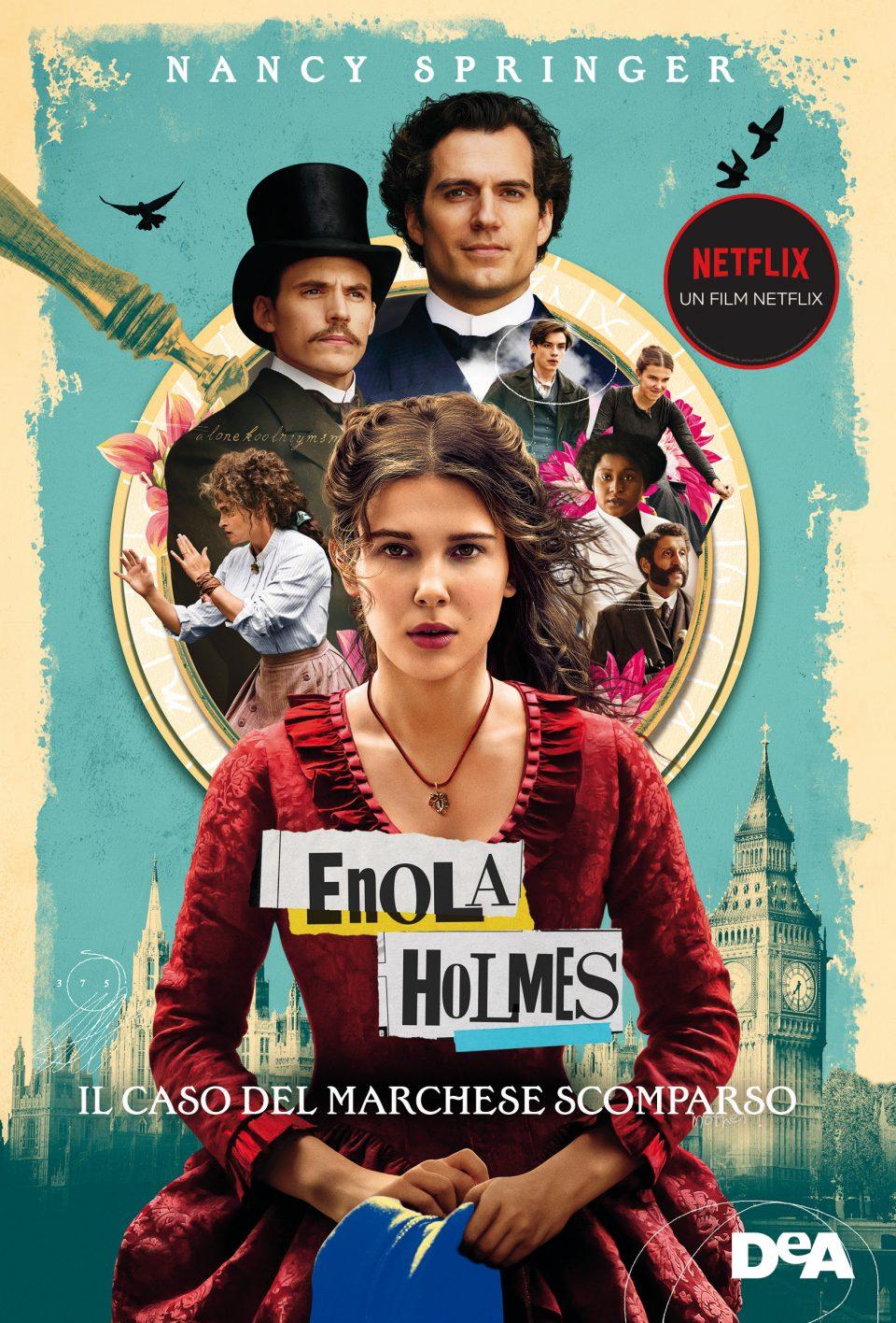 Nancy Springer: ENOLA HOLMES