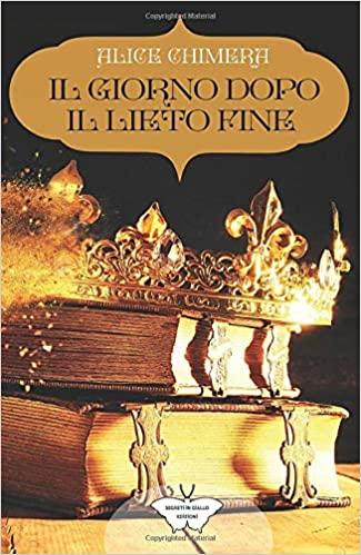 """Libri a tema Halloween: """"Il giorno dopo il lieto fine"""""""