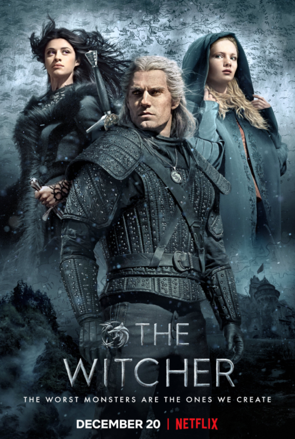"Recensione serie ""THE WITCHER"""