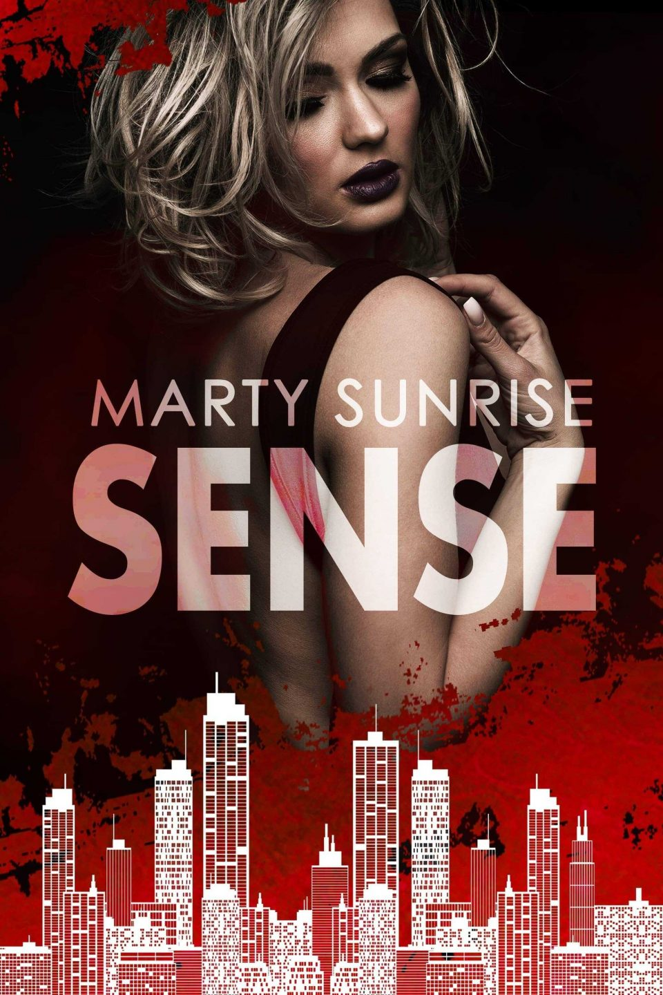 "Cover reveal: ""SENSE"" di Marty Sunrise"