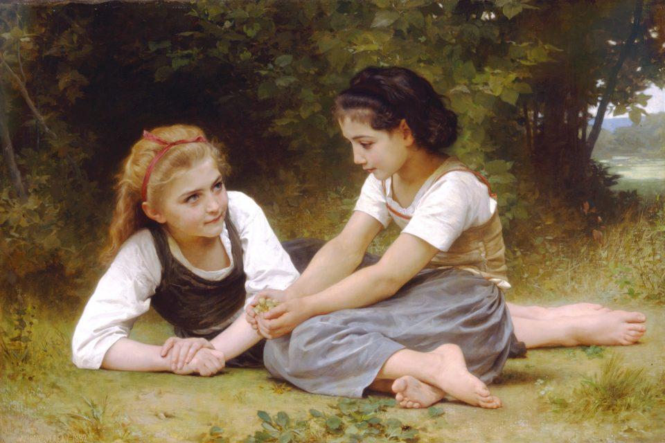 I bambini nella storia dell'arte