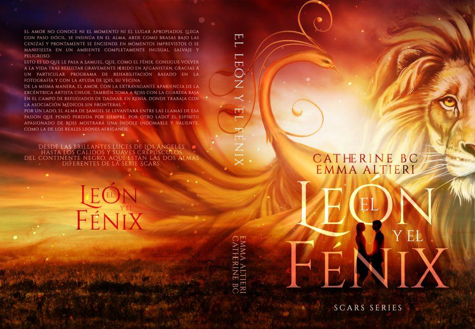 """Cover reveal """"Il leone e la fenice"""""""