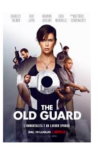 """Recensione film """"The old guard"""""""