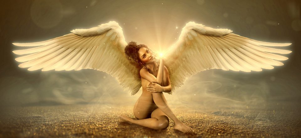 Dagmar Overbye la creatrice di angeli
