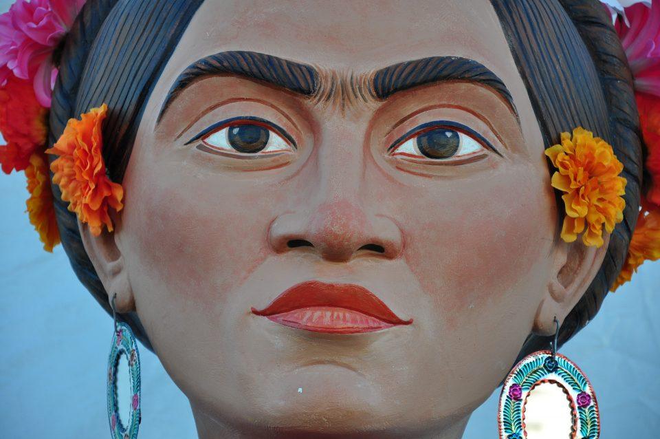 Arte al femminile: Frida Kahlo
