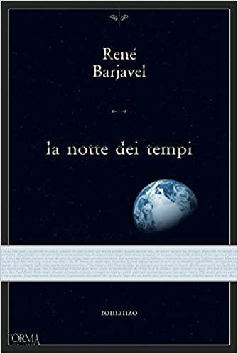 """Recensione del libro """"La notte dei tempi"""""""