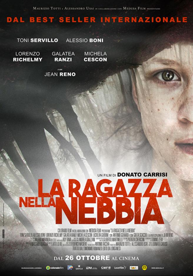 Recensione film:LA RAGAZZA NELLA NEBBIA