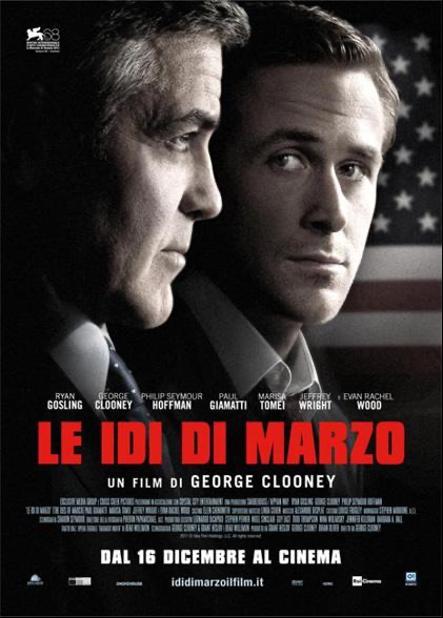 """Recensione film """"LE IDI DI MARZO"""""""