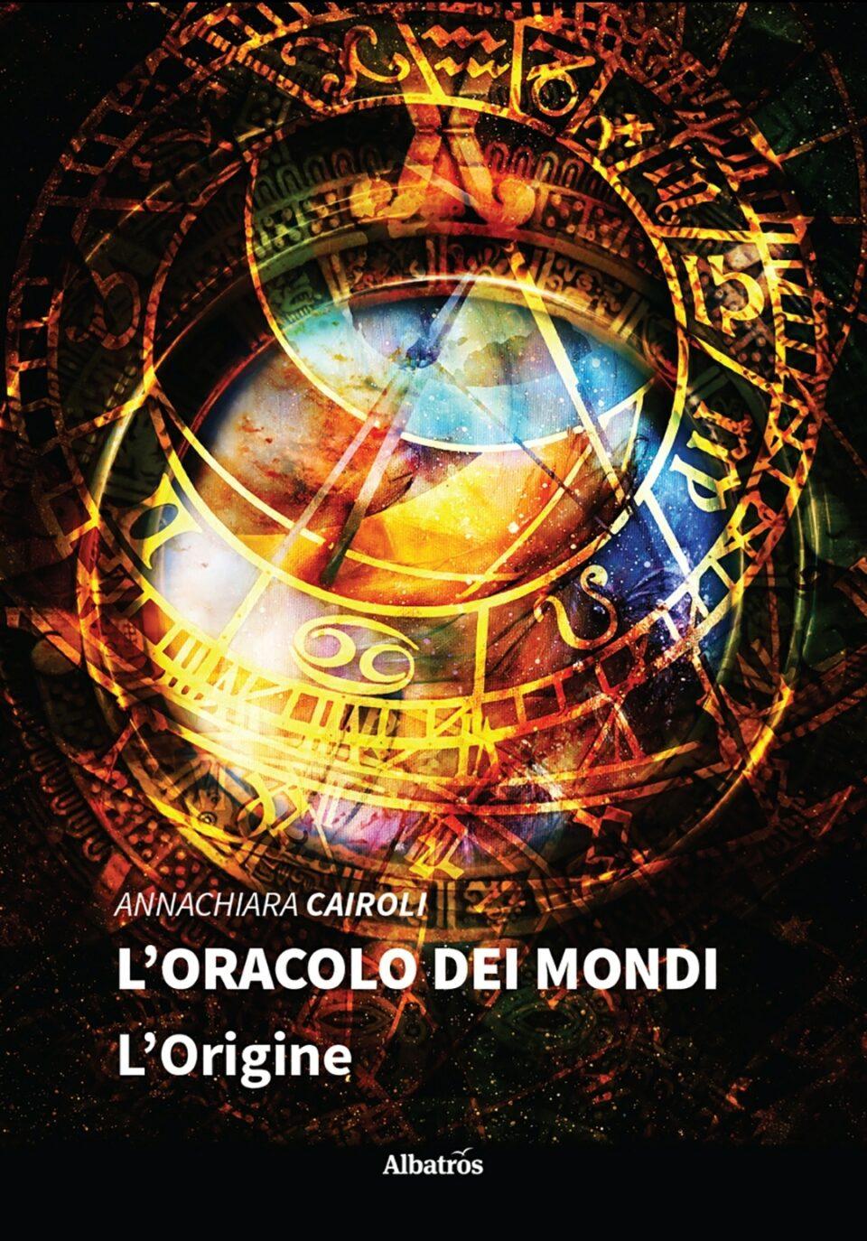 """I personaggi del libro """"L'oracolo dei mondi: L'origine"""""""
