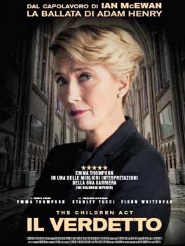 """Recensione film """"IL VERDETTO"""""""