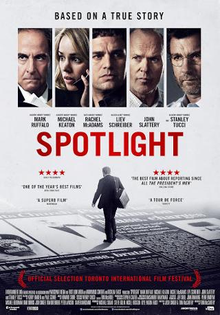 Recensione film: IL CASO SPOTLIGHT