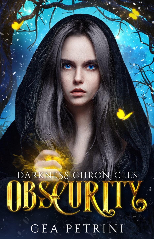 """3 curiosità sull'autrice del libro """"OBSCURITY"""""""