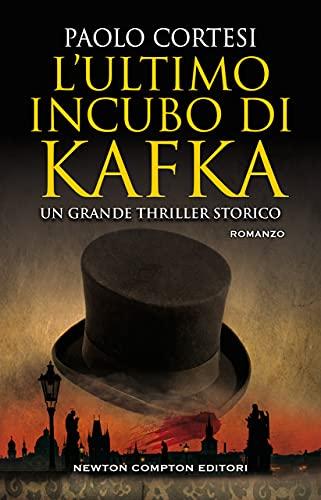 "Esce oggi ""L'ultimo incubo di Kafka"""